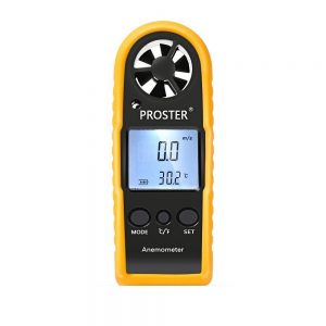 anemometre proster